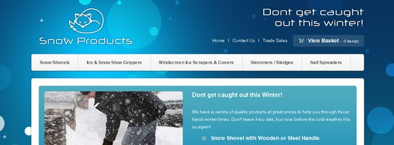 snow-products